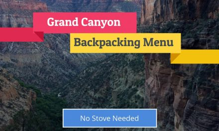 Backpacking the Grand Canyon Rim to Rim Without a Stove