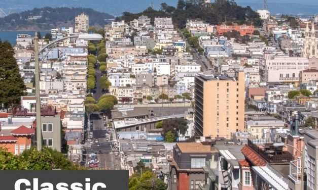 Classic San Francisco and Coit Tower Walk