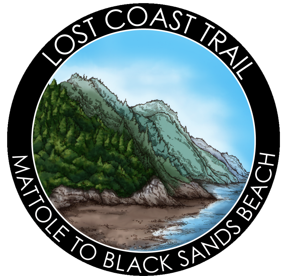 Lost Cost Trail Sticker