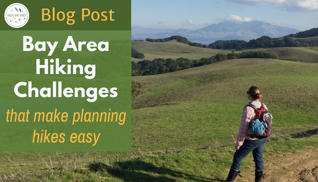 Six Bay Area hiking challenges that make planning hikes easy