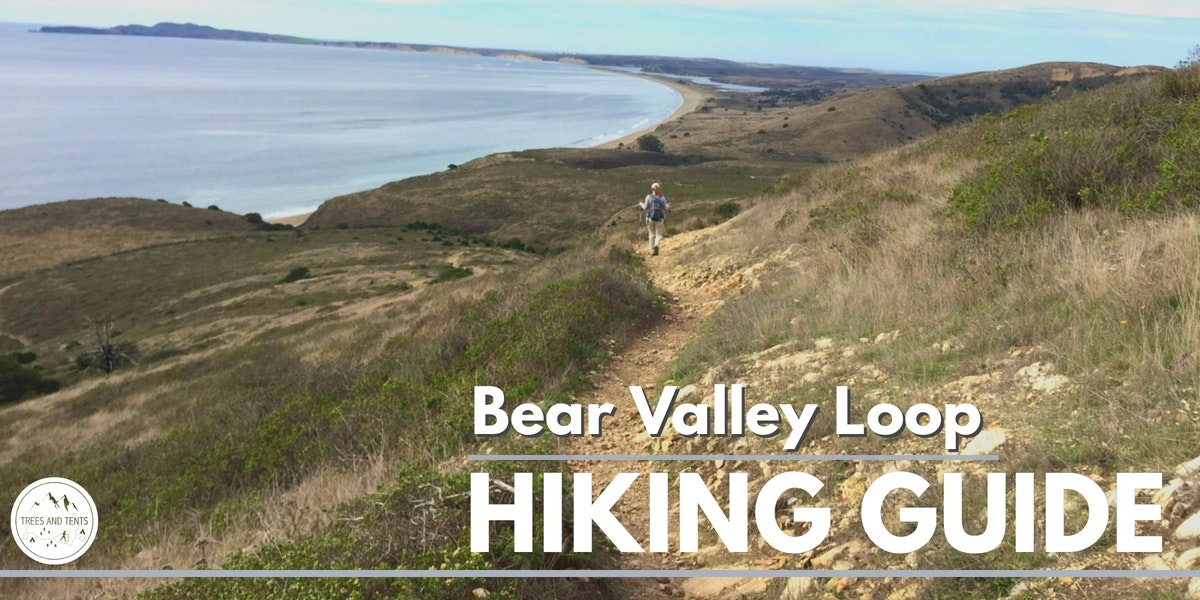 This 12.5-mile loop in Point Reyes leaves from the Bear Valley Visitors Center. You'll walk through mossy forests and along coastal bluffs.