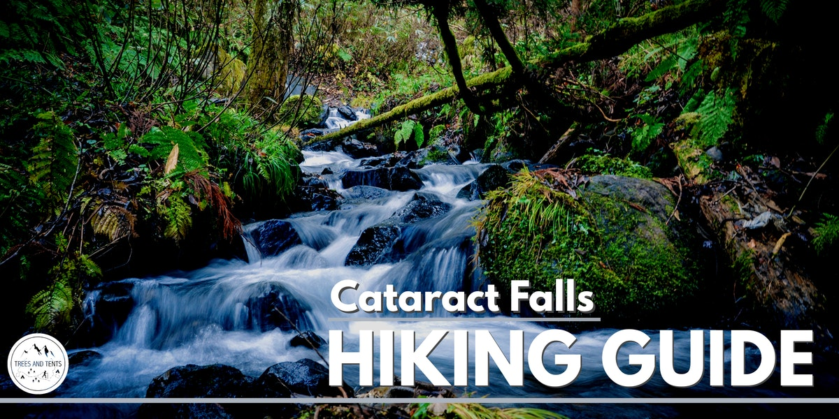 This 5.8 mile hike in Mount Tamalpais follows the path of a series of waterfalls.