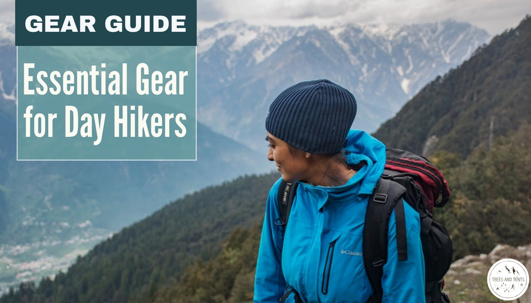 Ten essential and inexpensive pieces of gear for day hikers