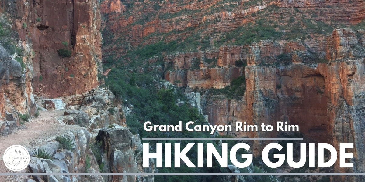 The Grand Canyon's Rim to Rim hike is an amazing hike that goes from the canyon's South Rim to the North Rim