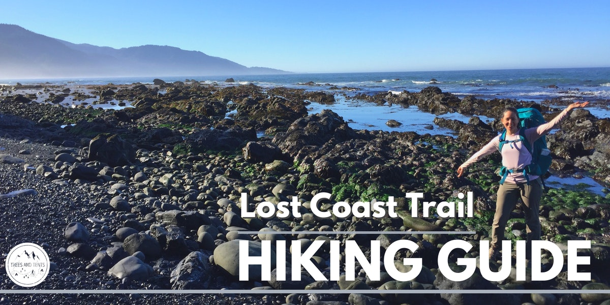 The Lost Coast Trail is a rugged 25-mile backpacking trip through the King Range National Conservation Area in Northern California.