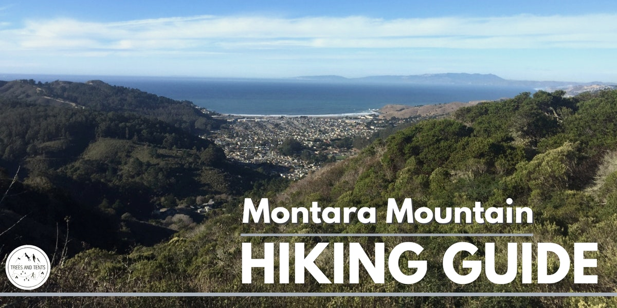 A challenging 9-mile hike to Montara Mountain from San Pedro Valley Park.