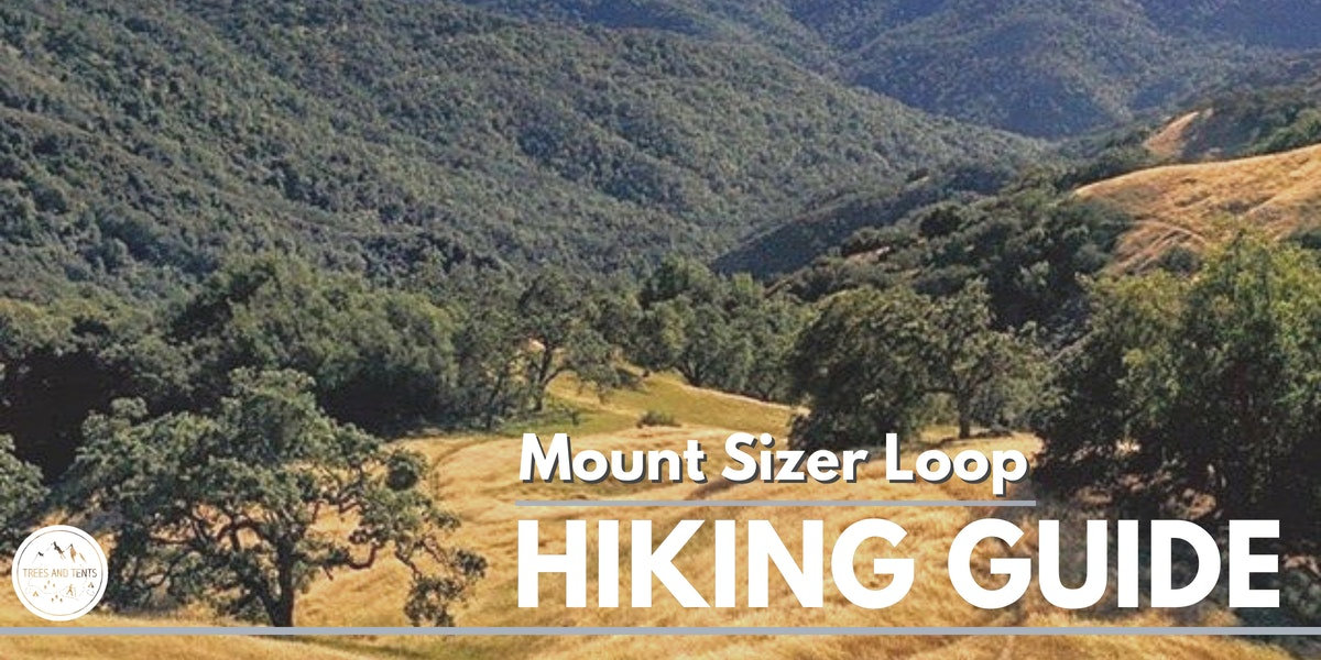 The Mount Sizer Loop in Henry Coe State Park is a challenging 15 mile hike with over 4000 feet of elevation gain.
