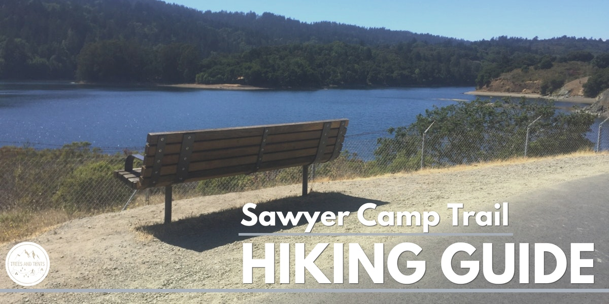 Sawyer Camp Trail is part of the Crystal Springs Regional Trail in San Mateo County.