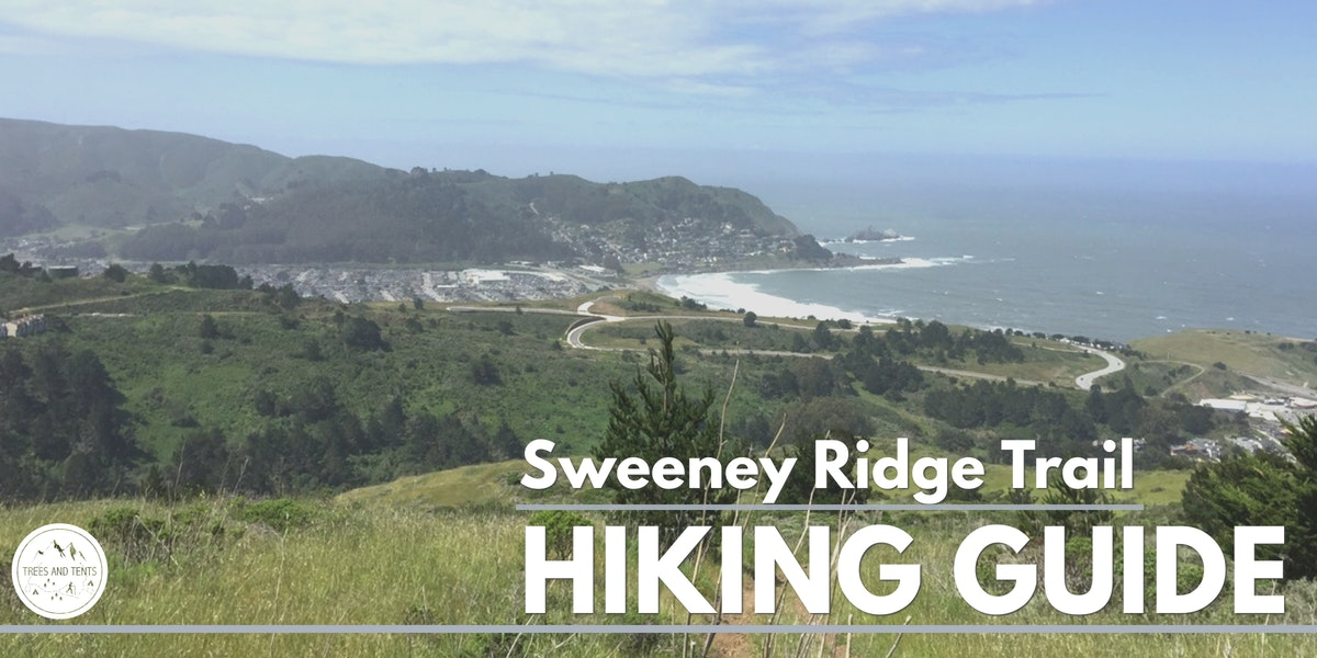 The Sweeney Ridge Trail in Pacifica is part of the Golden Gate National Recreation Area