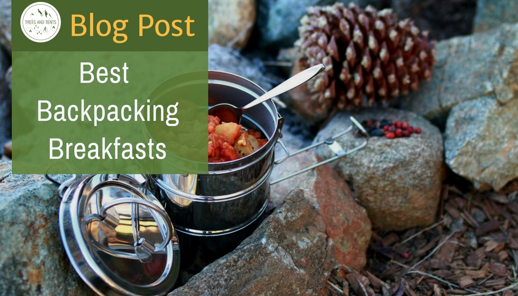 The best backpacking breakfasts from outdoor bloggers