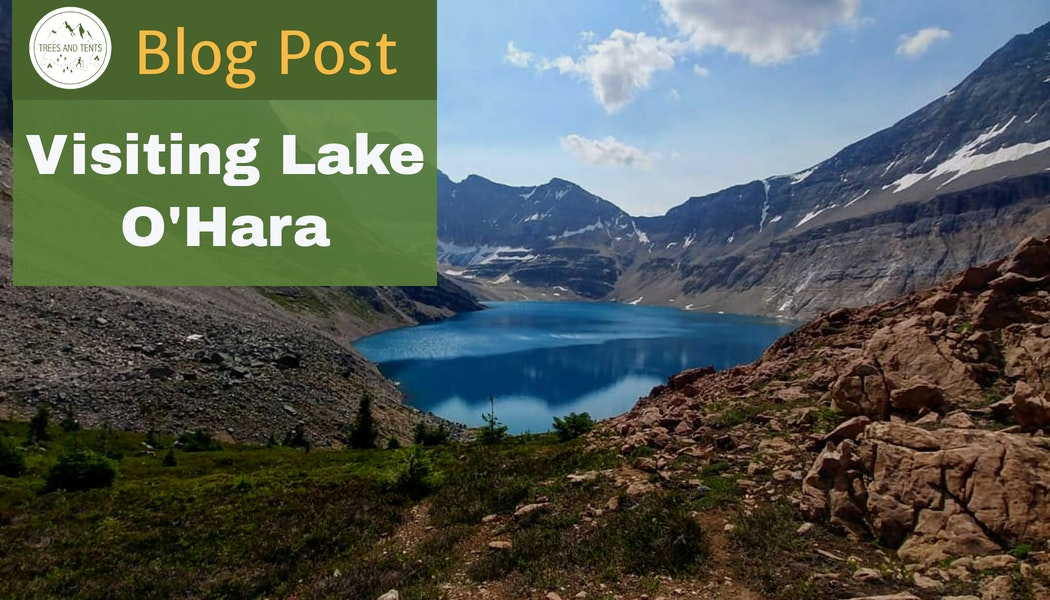 Vacation planning guide for visiting Lake O'Hara in Yoho National Park