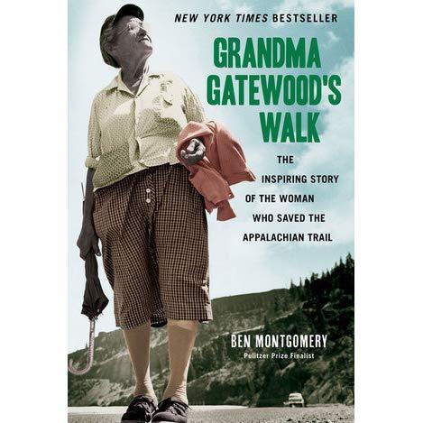 Book cover for Grandma Gatewood's Walk