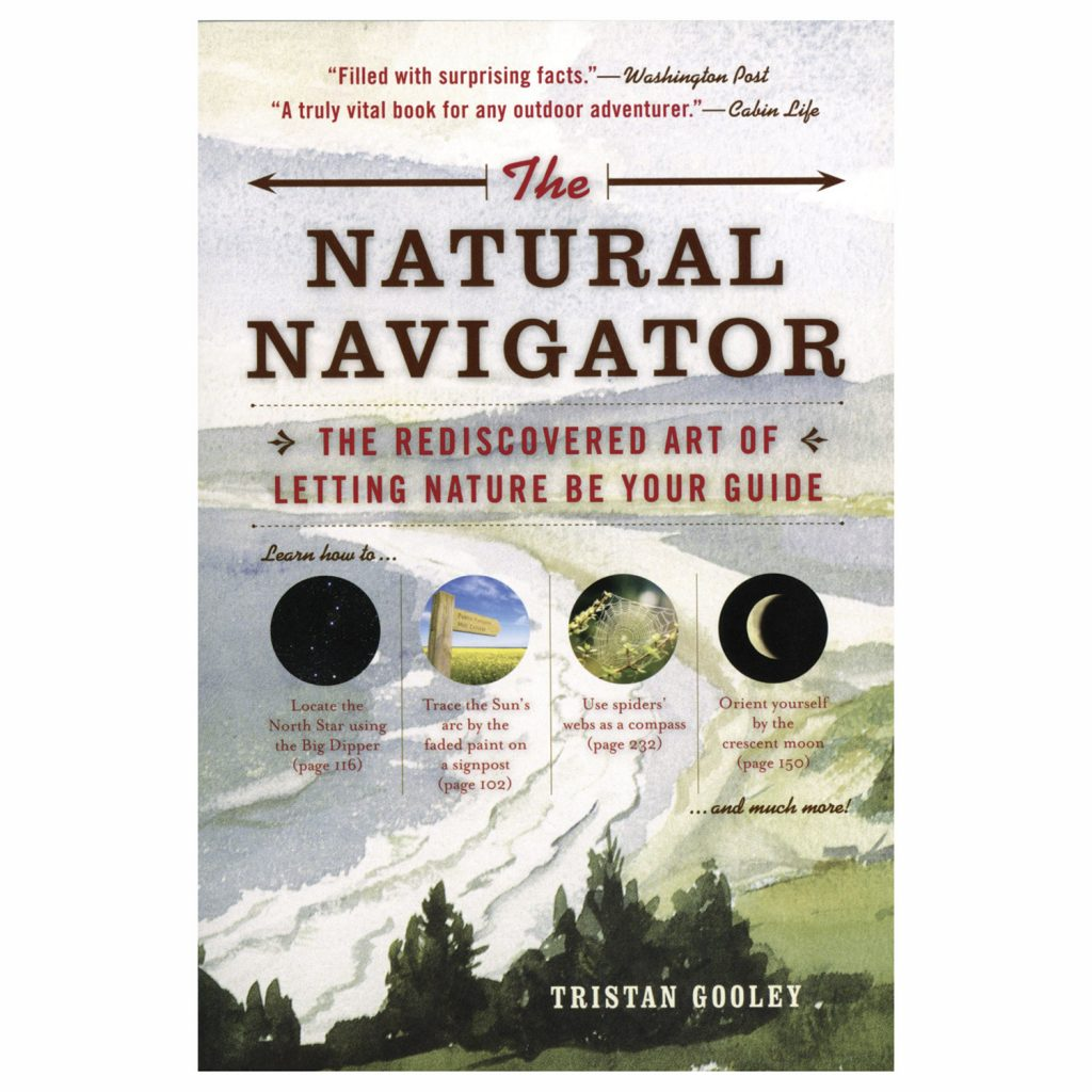 Book cover for The Natural Navigator