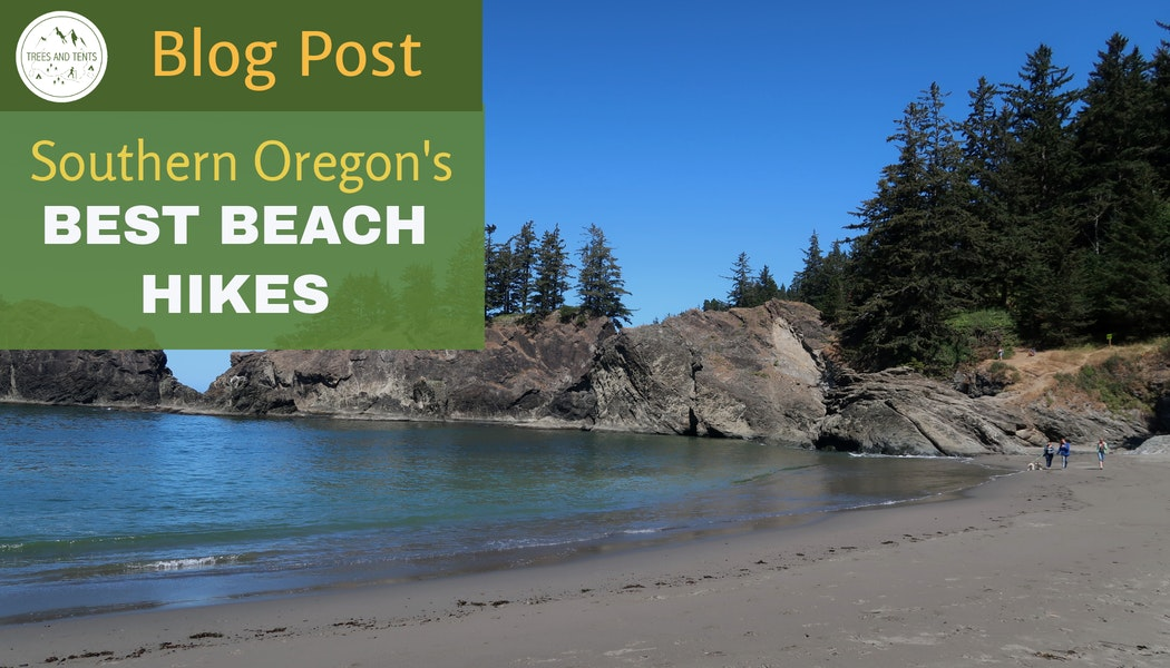 Featured image for Best Oregon Beach Hikes Along the Samuel Boardman Scenic Corridor