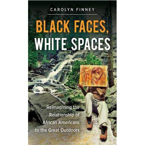 Book cover for Black Faces White Spaces