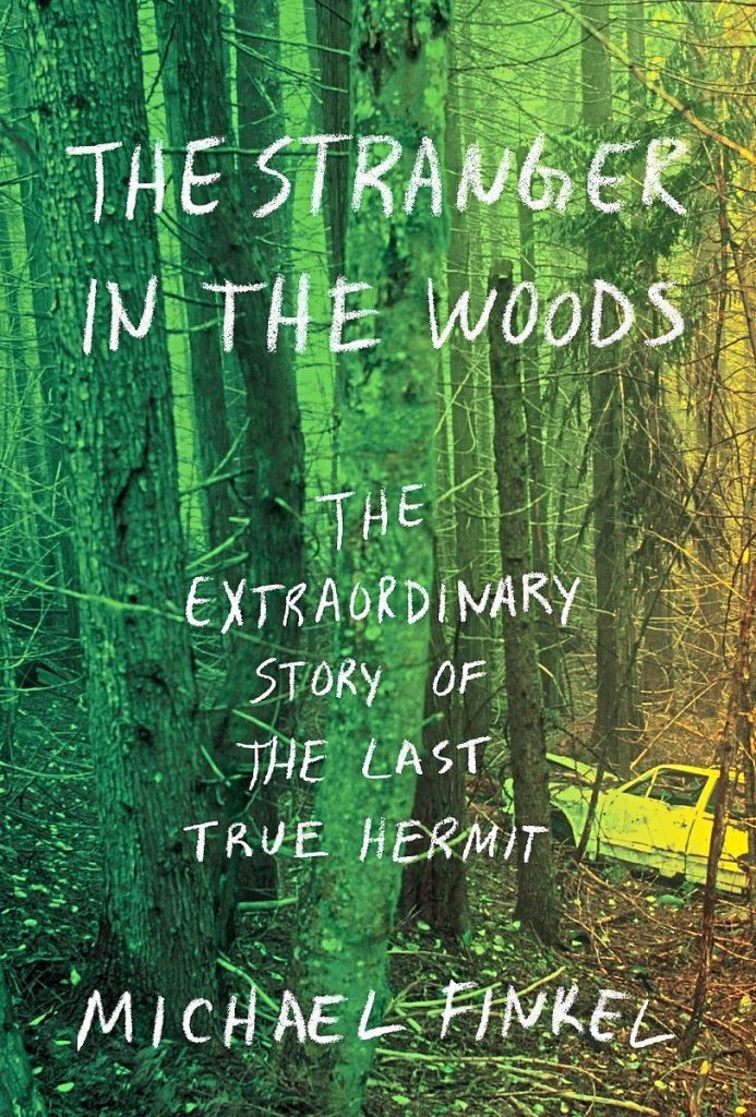 Book cover for The Stranger in the Woods