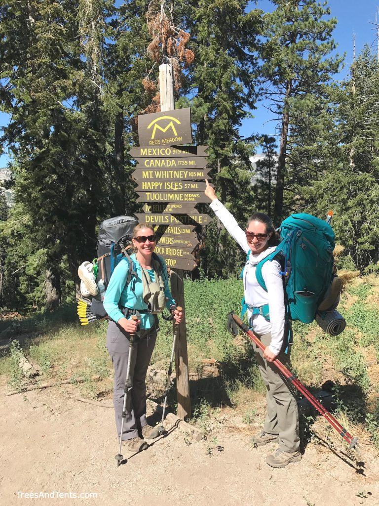 Long-distance trails have a large volunteer network and offer an opportunity to meet other hikers.